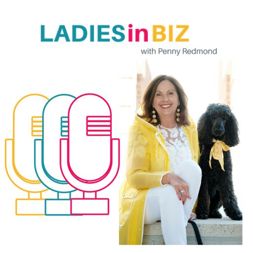 Cover art for podcast Ladies in Biz Podcast
