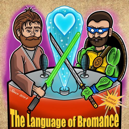 Cover art for podcast Language of Bromance