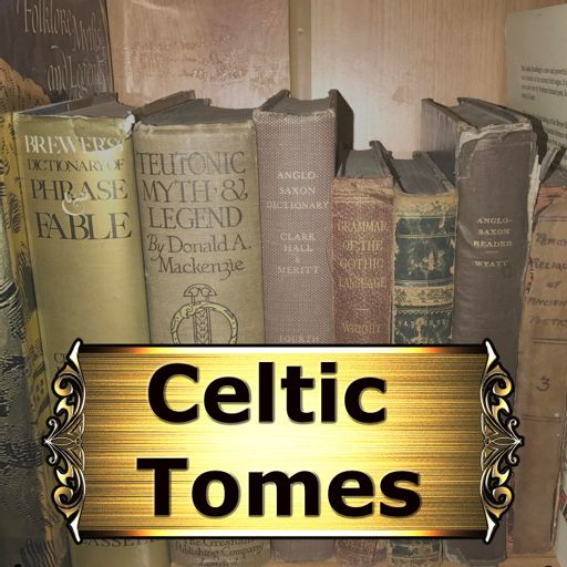 Cover art for podcast Celtic Tomes