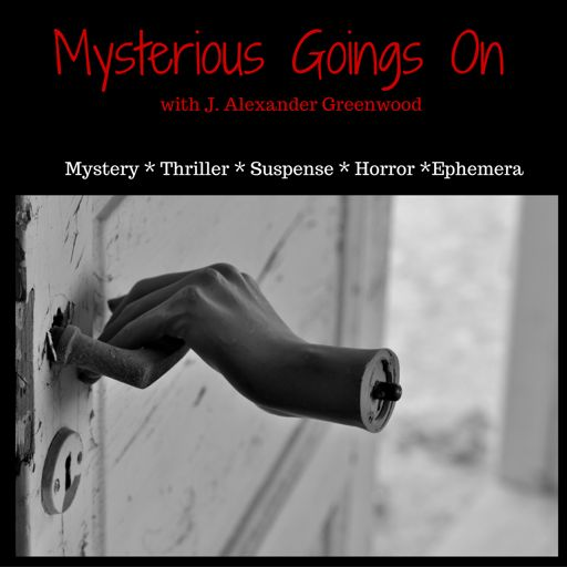 Cover art for podcast Mysterious Goings On