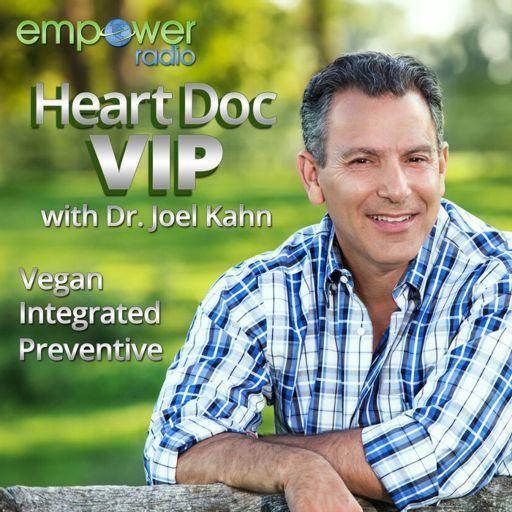 Cover art for podcast Heart Doc VIP with Dr. Joel Kahn