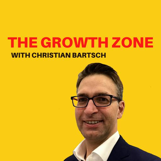 Cover art for podcast The Growth Zone