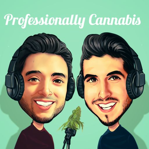 Cover art for podcast Professionally Cannabis