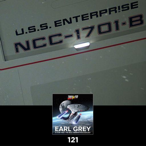 Earl Grey 121: U S S  Love Handles from Earl Grey: A Star Trek The