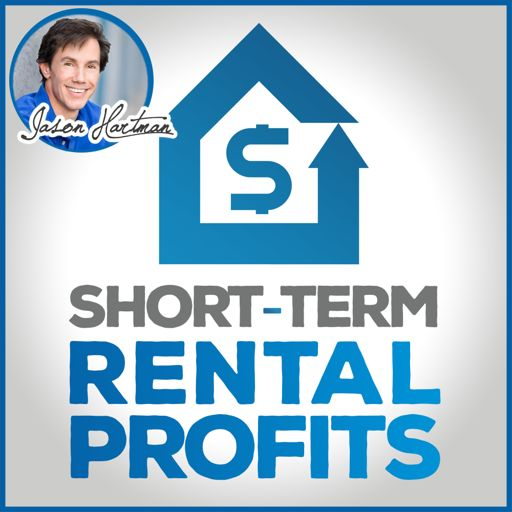 Cover art for podcast The Short Term Rental Profits Show