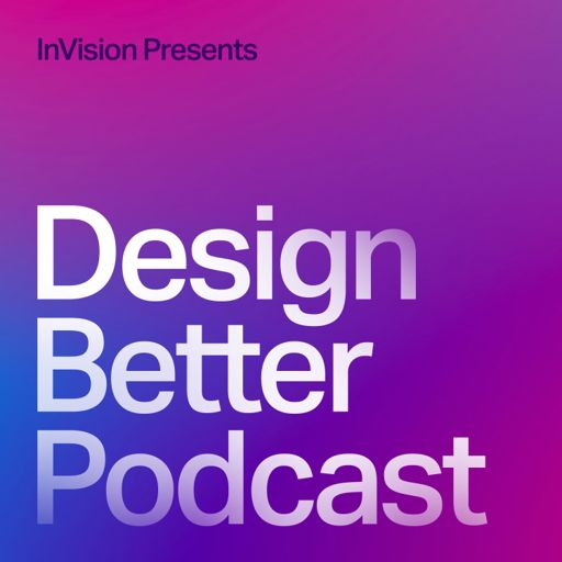 Cover art for podcast Design Better Podcast