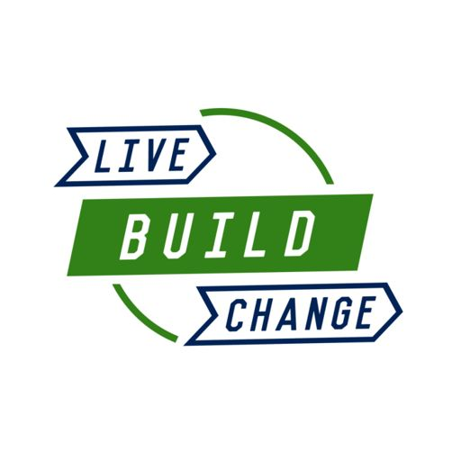 Cover art for podcast Live - Build - Change the Christian faith and business show