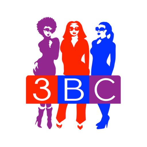 Cover art for podcast 3BC (Three Black Chicks) powered by KUDZUKIAN
