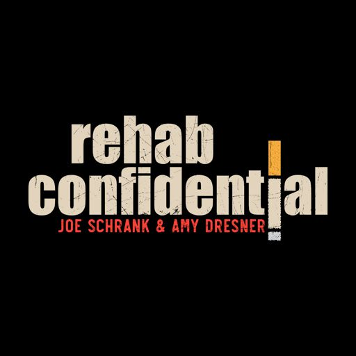 Cover art for podcast Rehab Confidential