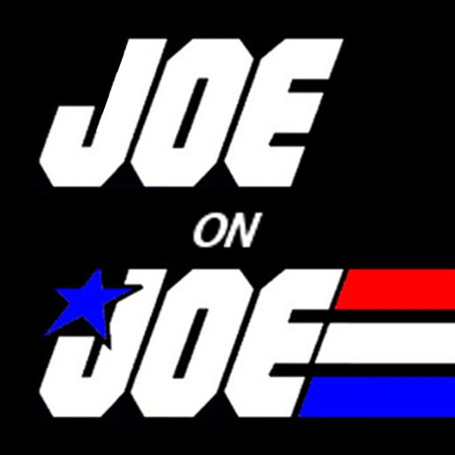 Cover art for podcast Joe on Joe - A G.I. Joe Podcast