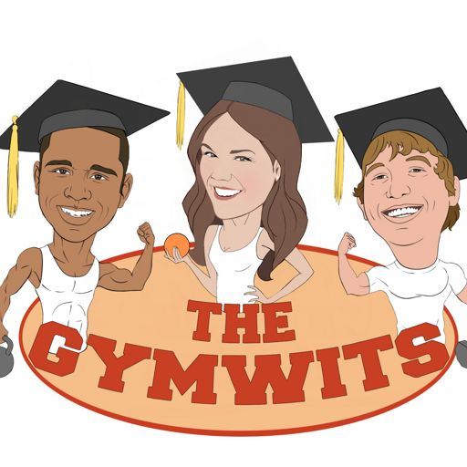 Cover art for podcast The GymWits- Fitness, Health, Nutrition & Exercise