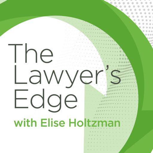 Cover art for podcast The Lawyer's Edge
