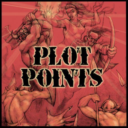 Cover art for podcast Plot Points