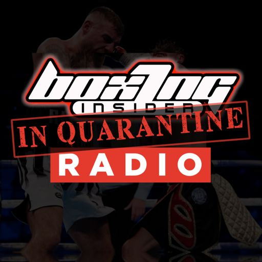 Cover art for podcast Boxing Insider.com Radio