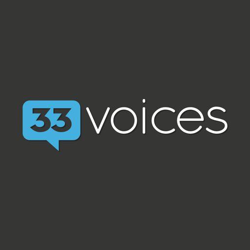 Cover art for podcast 33voices | Startups & Venture Capital | Women Entrepreneurs | Management & Leadership | Mindset | Hiring & Culture | Branding & Marketing | Life Design