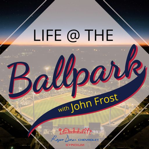 Cover art for podcast Life At The Ballpark