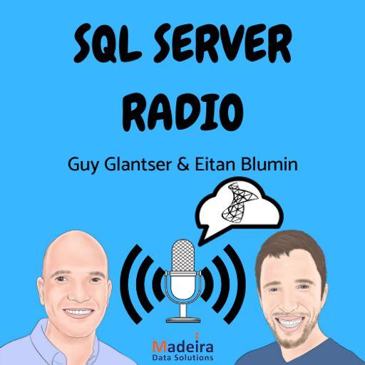 Cover art for podcast SQL Server Radio