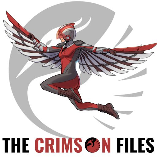 Cover art for podcast The Crimson Files