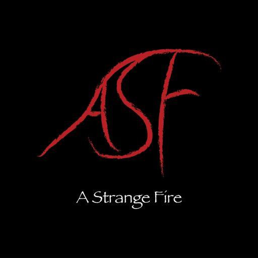 Cover art for podcast A Strange Fire