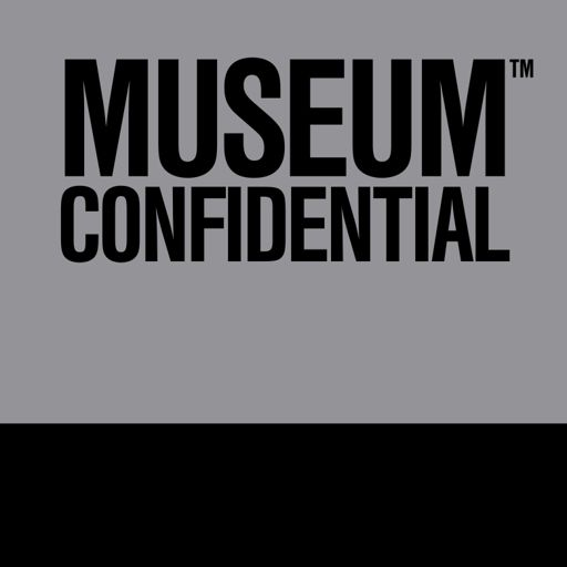 Cover art for podcast Museum Confidential 2021