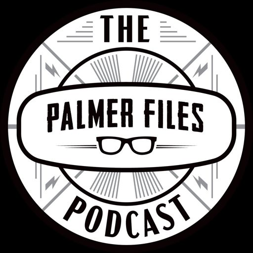 Cover art for podcast The Palmer Files Podcast