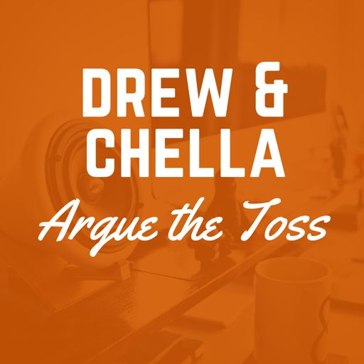 Cover art for podcast Argue the Toss