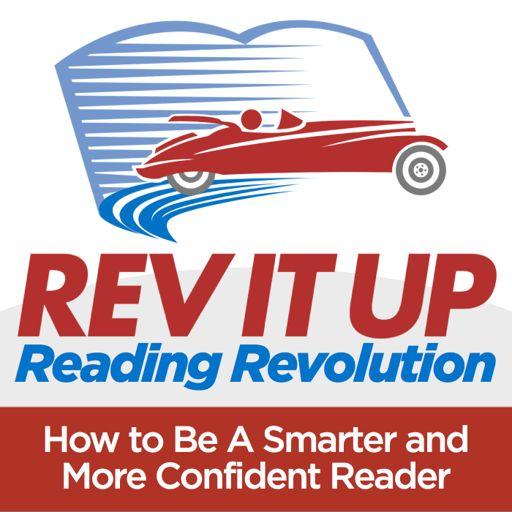 Cover art for podcast Rev It Up Reading Revolution