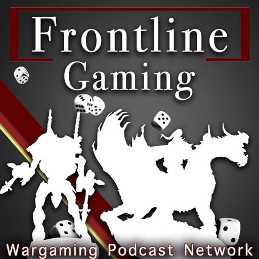 Cover art for podcast Frontline Gaming Network