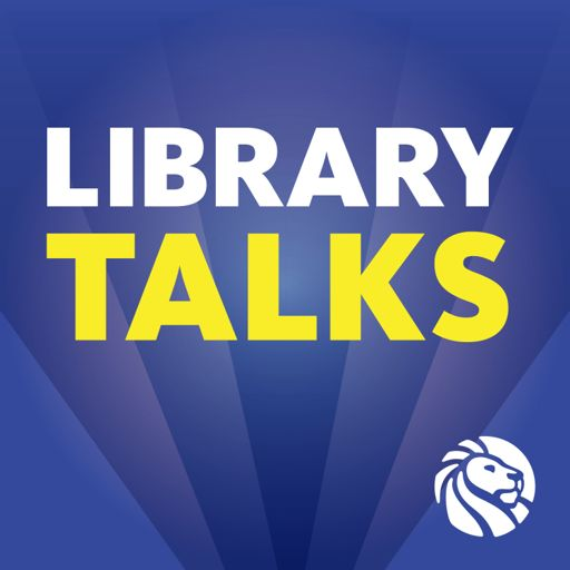 Cover art for podcast Library Talks