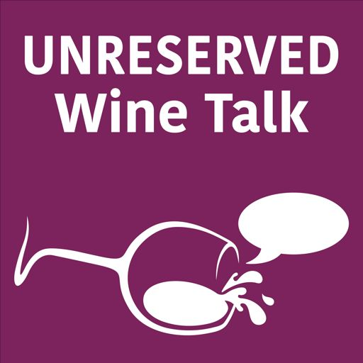 Cover art for podcast Unreserved Wine Talk