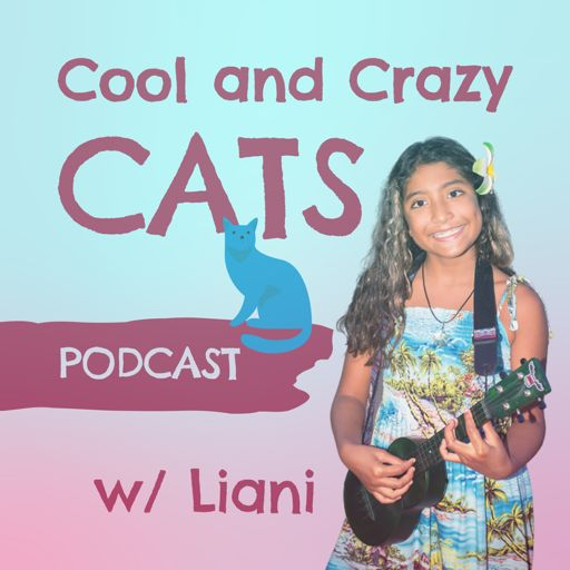 Cover art for podcast Cool and Crazy Cats