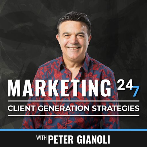 Cover art for podcast The Marketing 24-7 Podcast