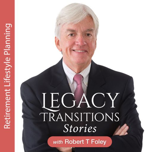 Cover art for podcast Legacy Transitions