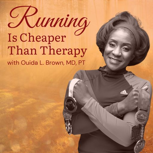 Cover art for podcast Running is Cheaper Than Therapy