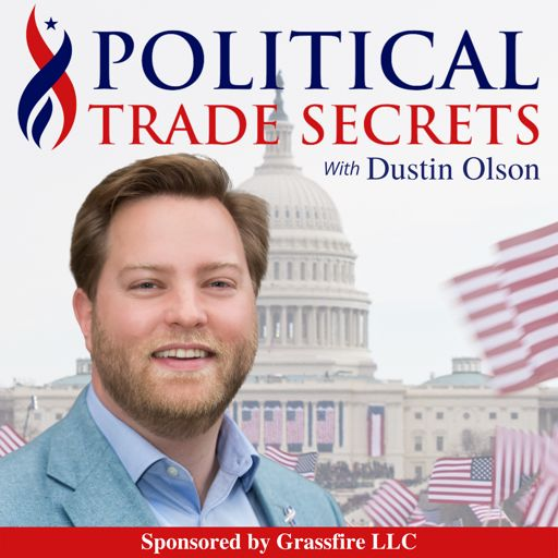 Cover art for podcast Political Trade Secrets: Winning Campaigns | Elections | Politics