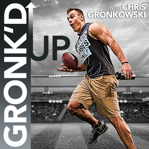 Cover art for podcast Gronk'd UP