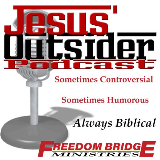 Cover art for podcast Jesus' Outsider Podcast