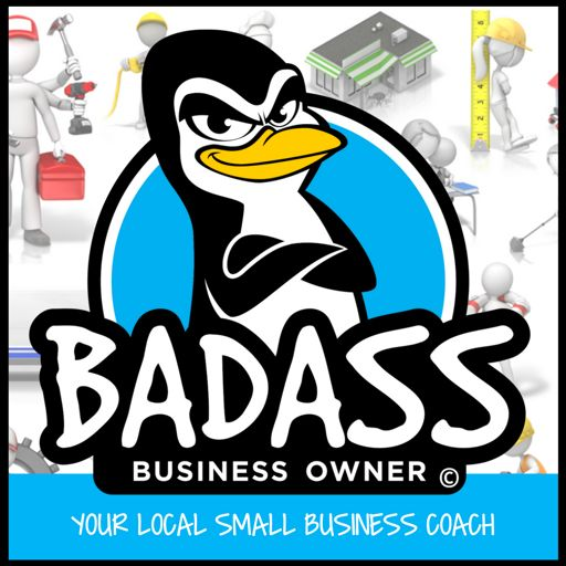 Cover art for podcast Badass Business Owners:  Local Small Businesses Serving their Communities
