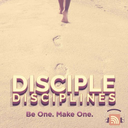 Cover art for podcast disciple disciplines