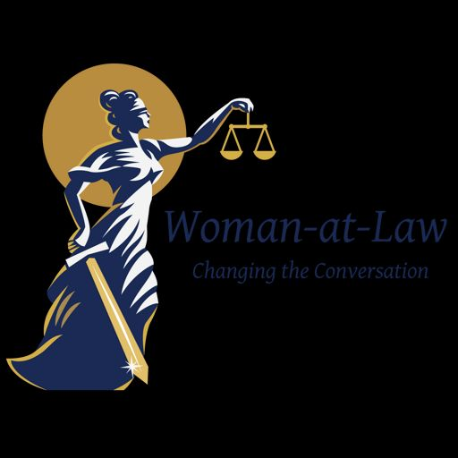Cover art for podcast Woman-at-Law Podcast