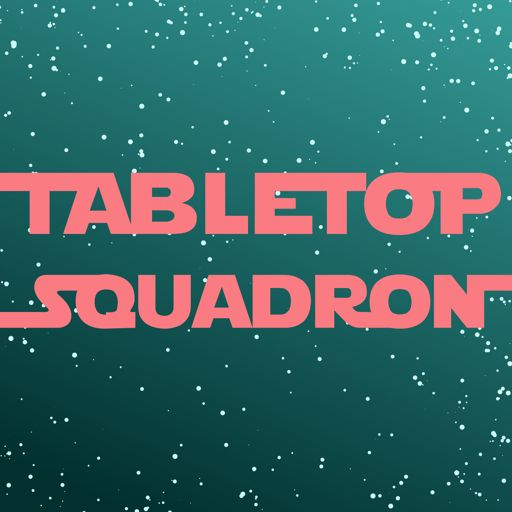 Cover art for podcast Tabletop Squadron