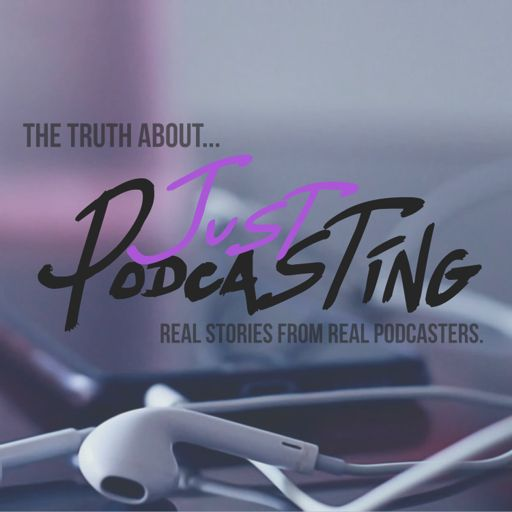 Cover art for podcast Just Podcasting