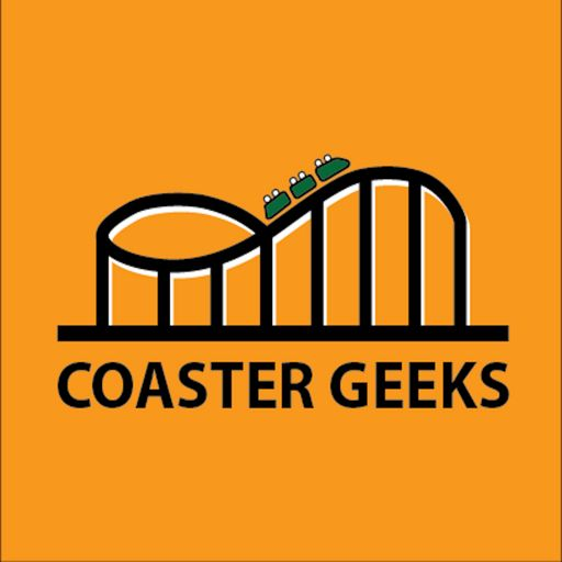 Cover art for podcast Coaster Geeks