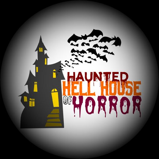 Cover art for podcast Haunted Hell House of Horror