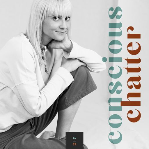 Cover art for podcast Conscious Chatter with Kestrel Jenkins