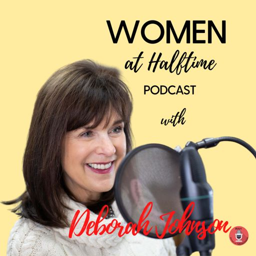 Cover art for podcast Women at Halftime Podcast