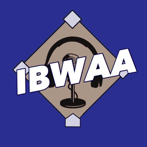 Cover art for podcast Baseball Writers: The IBWAA podcast
