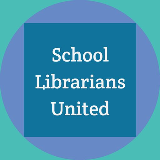 Cover art for podcast School Librarians United with Amy Hermon
