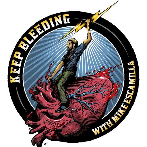 Cover art for podcast Keep Bleeding Podcast