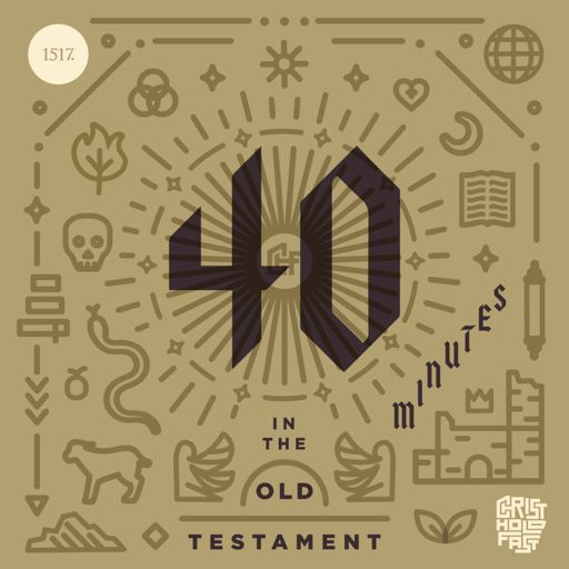 Cover art for podcast 40 Minutes In The Old Testament